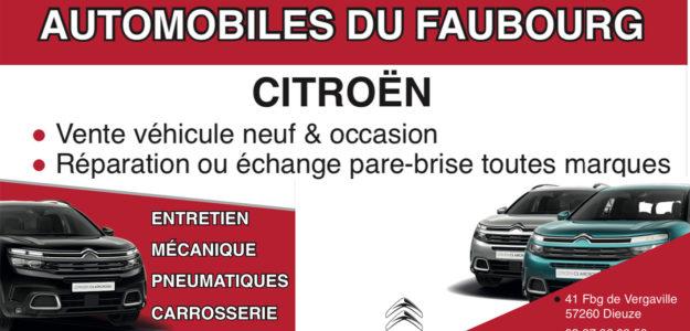 Automobiles du Faubourg Citroen