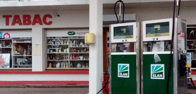 STATION ELAN – TABAC