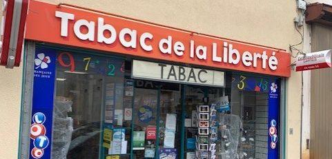 Tabac de la liberté