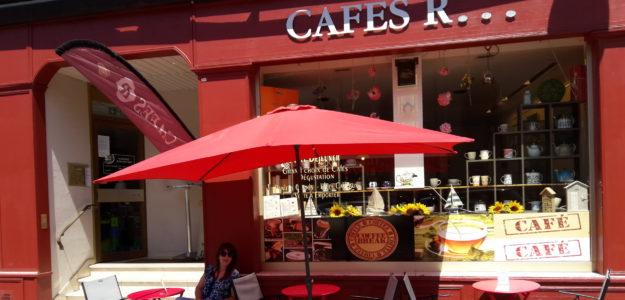 Café R… Les nouveaux thés