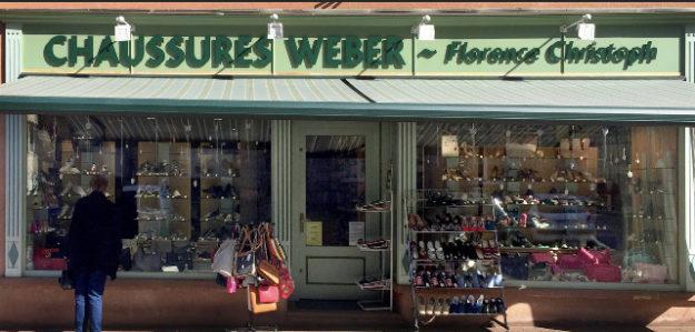 Chaussures Weber