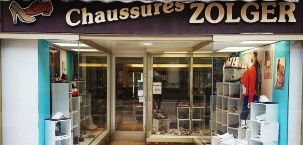 Chaussures Zolger